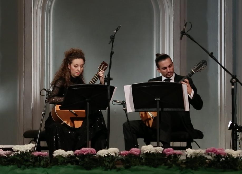 Концерт-история
