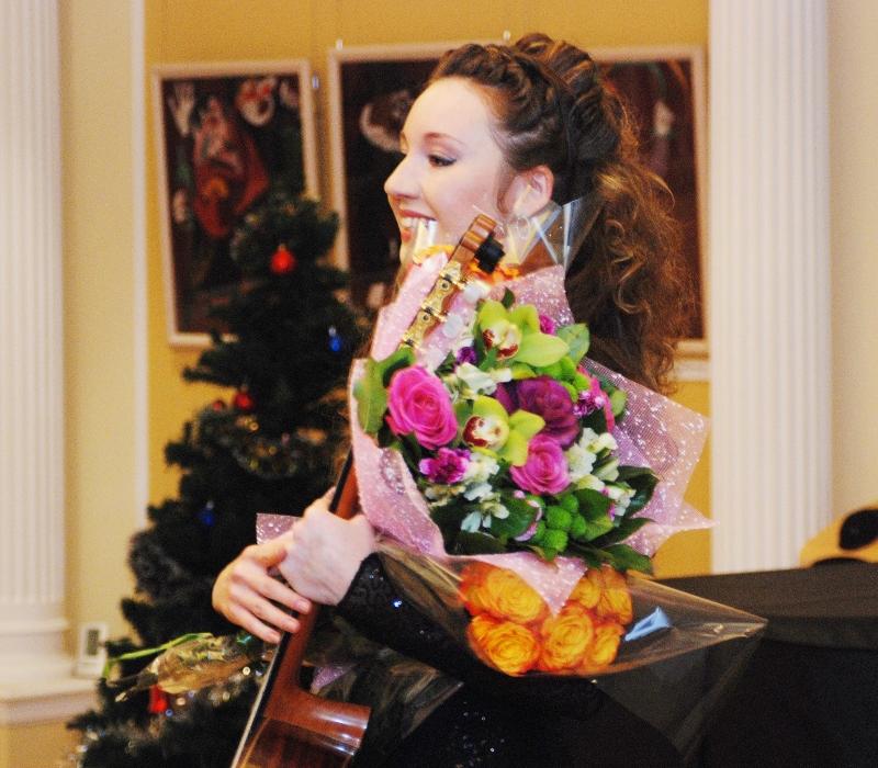 Концерт \'\'Фантазии\'\' в Музее С.С. Прокофьева