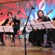Концерт в Театральной хоромине царя Алексея Михайловича